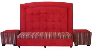 Tete De Lit Majestic - 480,00 € - Haut. 120 cm Profondeur 8 cm Larg. 150 cm