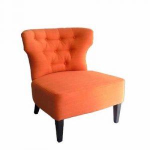 Fauteuil Sacha - à partir de 480,00 € - Haut. 80 cm Profondeur 78 cm Larg. 70 cm - haut. assise 41 cm - + 2,50 mètres de tissu