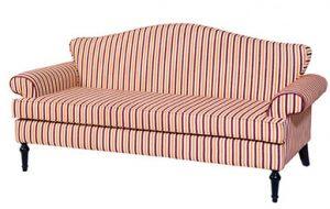 Canape 3 Places Isabelino - à partir de 1 300,00 € - Haut. 95 cm Profondeur 83 cm Larg. 193 cm - haut. assise 50 cm - + x mètres de tissu